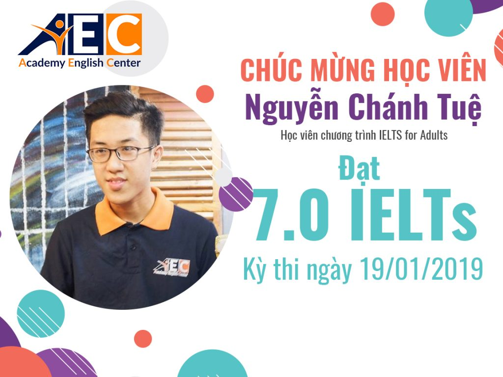 vinh danh IE Chanh Tue